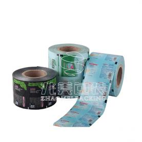 Composite roll film