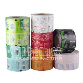 Composite roll film production factory