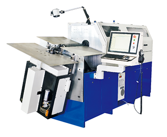 HYD-80-8A (wire forming machine)