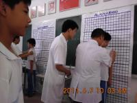 清溪晨光小学免费脊柱健康体检