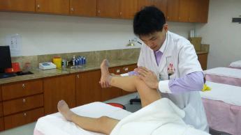 运动伤后治疗