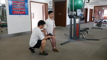 膝关节术后康复