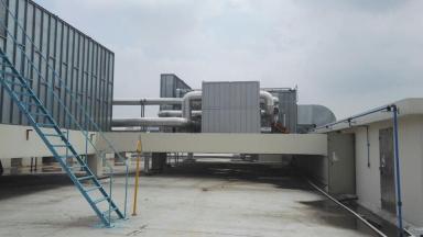 RCO催化燃烧+活性炭(喷漆房廢氣處理设备)