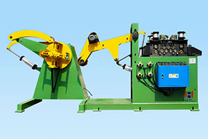 <b>SHL二合一厚板型自动矫正机</b>