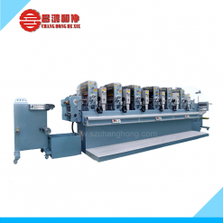 CH-300/CH-320型輪轉印刷機