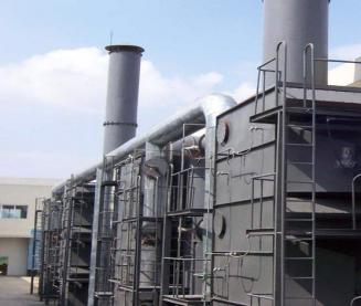 惠州某公司喷漆废气治理工程