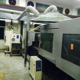 东莞某公司注塑废气处理工程