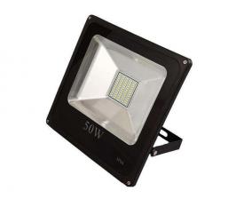 平板贴片式投光灯