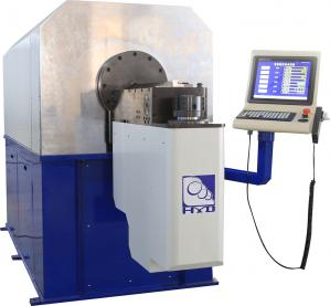Swivel head TYPE 3D wire bending machine