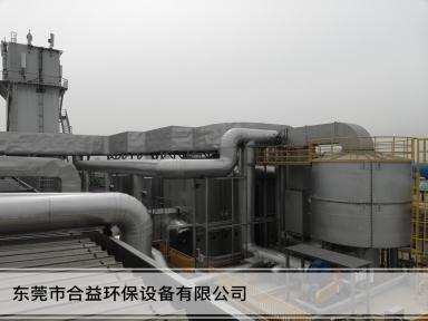 鄭州RTO廢氣處理設備安裝