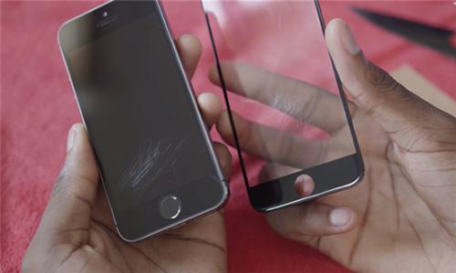 手机划痕能保修吗