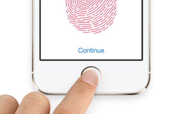 苹果手机指纹坏了