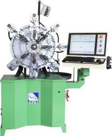 Hyd-25t-10a Camless spring machine