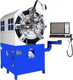 Hyd-25t-12a camless spring machine