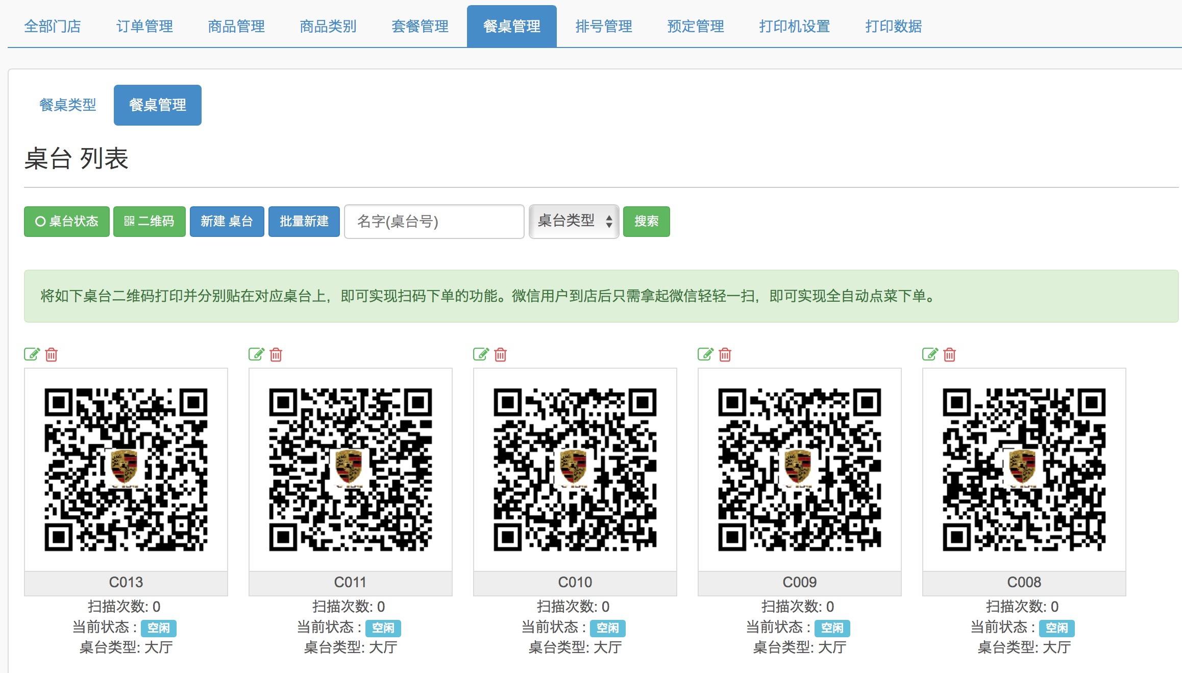 微信點餐系統開發,外賣、排號、預訂、現場點餐