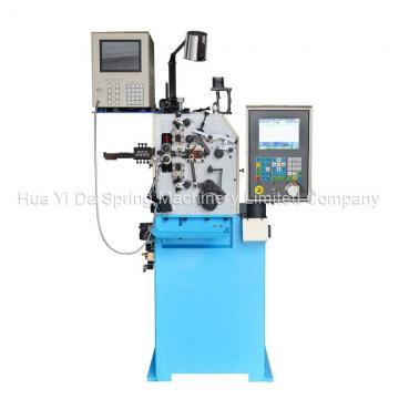 HYD-208 (Computer press spring machine)