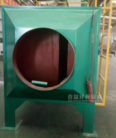 某生産粘合劑廠家活性炭吸附塔出貨中