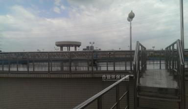 東莞市某鎮生活汙水處理廠工程實例