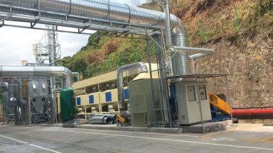 家具廠廢氣處理:催化燃燒廢氣處理系統